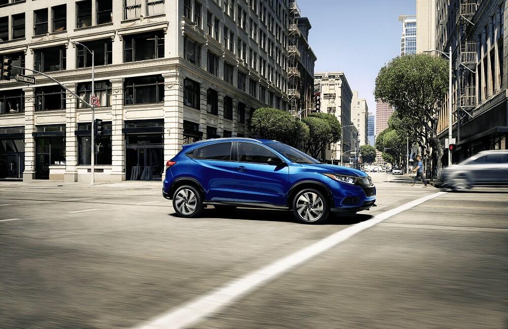 New 2019 Honda HR V For Sale In BenningtonThe Crossover SUV