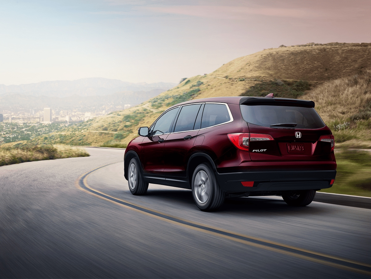 Superb New 2019 Honda Pilot Inventory In BenningtonThe 8 Passenger Mid Sized  Family SUV