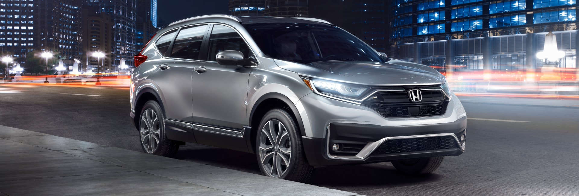 2020 Honda CR-V Exterior Features