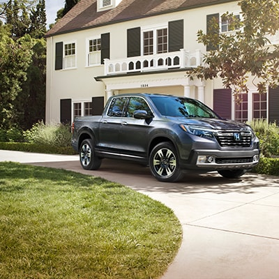 2017 Honda Ridgeline New Innovative Bed
