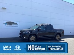 New 2021 Honda Ridgeline Sport Truck Crew Cab For Sale in Medford, OR