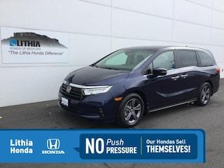 New 2021 Honda Odyssey EX Van Medford, OR