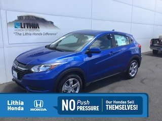 New 2018 Honda HR-V LX AWD SUV Medford, OR