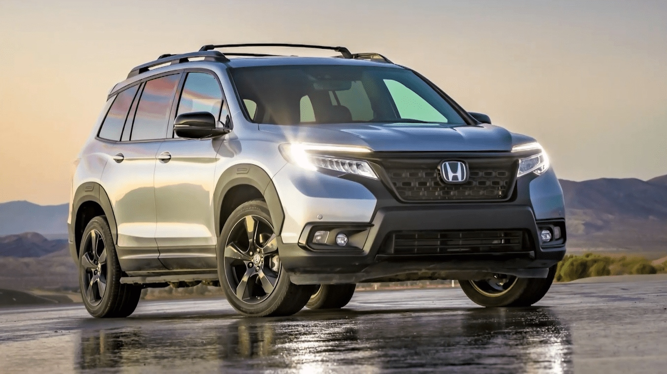 honda passport medford