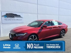 New 2020 Honda Accord Sport 1.5T Sedan For Sale in Medford, OR