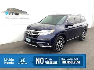 Certified Pre-Owned  2019 Honda Pilot Touring 7-Passenger AWD SUV Medford, OR