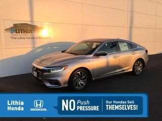 New 2021 Honda Insight Touring Sedan Medford, OR