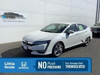 New 2021 Honda Clarity Plug-In Hybrid Base Sedan Medford, OR