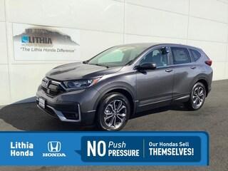 New 2021 Honda CR-V EX AWD SUV Medford, OR