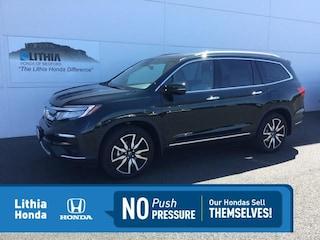 New 2020 Honda Pilot Touring 7 Passenger AWD SUV For Sale in Medford, OR