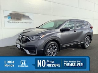 New 2021 Honda CR-V EX-L AWD SUV Medford, OR