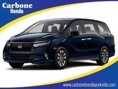 New 2021 Honda Odyssey EX-L Van For Sale in Yorkville, NY