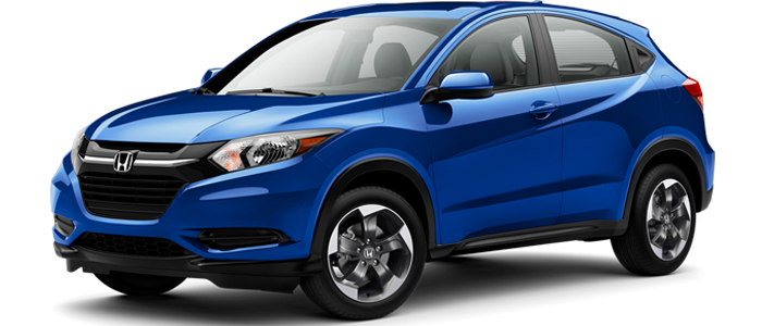 New 2018 Honda HR-V LX | 4WD | CVT Automatic at Carbone Honda of Yorkville