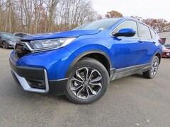 New 2021 Honda CR-V EX AWD SUV For Sale in Yorkville, NY