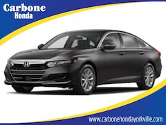 New 2021 Honda Accord LX 1.5T Sedan For Sale in Yorkville, NY