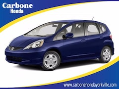 2013 Honda Fit Base Hatchback