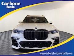 Used 2020 BMW X7 M50i SAV Yorkville NY