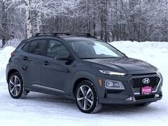 New 2021 Hyundai Kona Limited SUV For Sale in Anchorage, AK