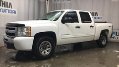 Used 2011 Chevrolet Silverado 1500 LT Truck Crew Cab for sale in Anchorage AK