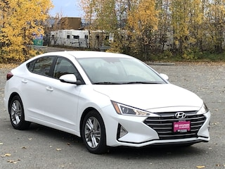 New 2020 Hyundai Elantra SEL w/SULEV Sedan for sale in Anchorage AK