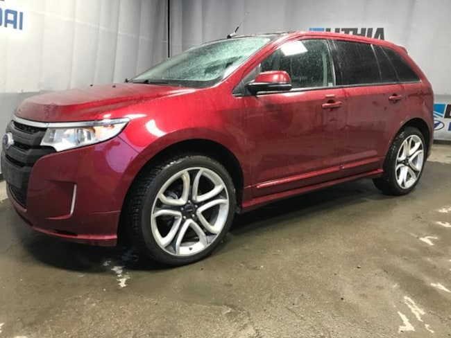 2013 Ford Edge Sport AWD SUV for sale in Anchorage AK