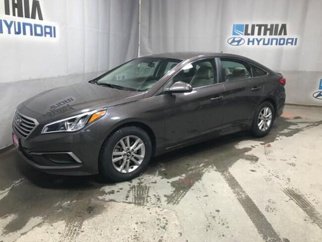 2016 Hyundai Sonata Base w/PZEV Sedan for sale in Anchorage AK