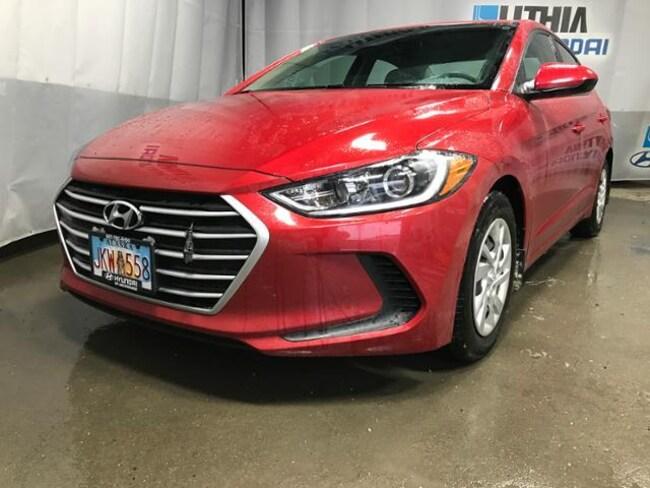 2018 Hyundai Elantra SE Sedan for sale in Anchorage AK