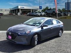 New 2019 Hyundai Ioniq Hybrid Blue Hatchback for sale in Anchorage AK