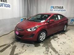 Certified Pre-Owned 2016 Hyundai Elantra SE Sedan for sale in Anchorage AK