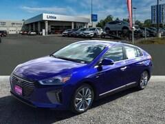 New 2019 Hyundai Ioniq Hybrid Limited Hatchback for sale in Anchorage AK