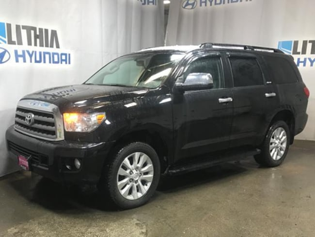 2016 Toyota Sequoia Platinum 5.7L V8 SUV for sale in Anchorage AK
