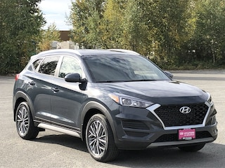 New 2021 Hyundai Tucson SEL SUV for sale in Anchorage AK