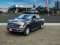 Used 2015 Ford F-150 Truck SuperCrew Cab for sale in Anchorage AK