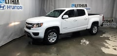 Used 2018 Chevrolet Colorado LT Truck Crew Cab for sale in Anchorage AK