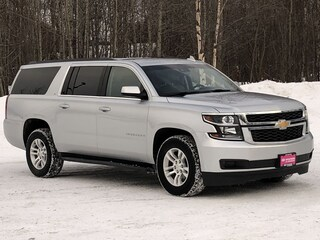 Used SUVs 2017 Chevrolet Suburban LT SUV For Sale in Anchorage
