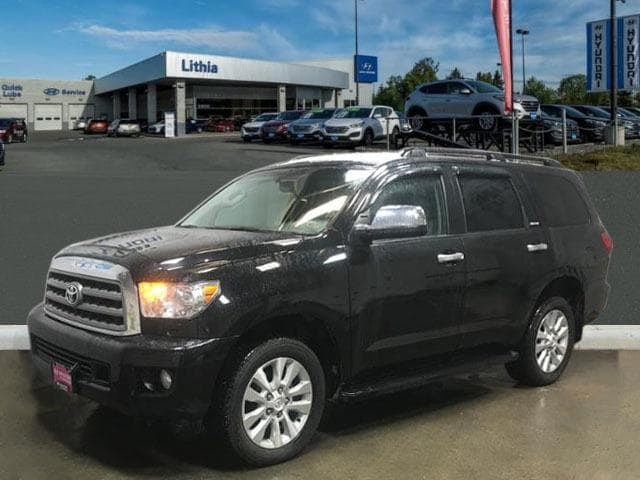 2016 Toyota Sequoia Platinum 5.7L V8 SUV