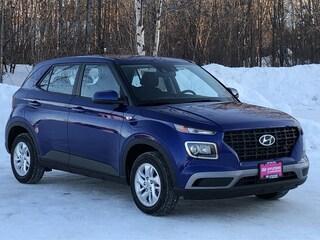 New 2021 Hyundai Venue SE SUV for sale in Anchorage AK