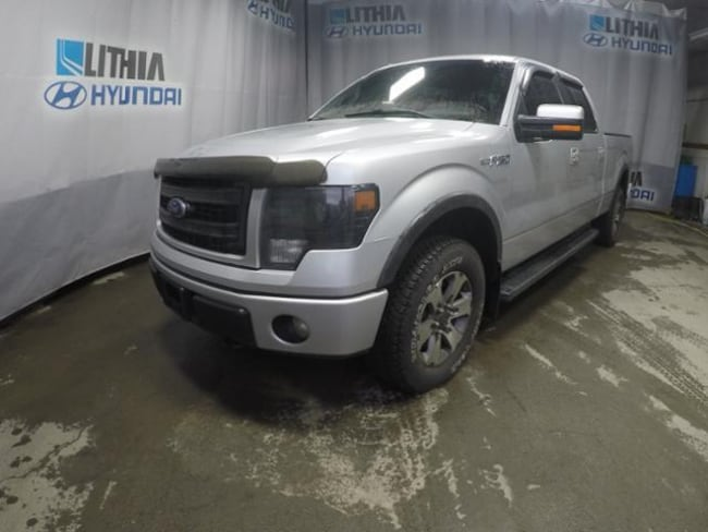 2013 Ford F-150 Truck SuperCrew Cab for sale in Anchorage AK