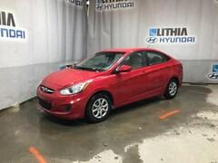 Used 2014 Hyundai Accent GLS Sedan for sale in Anchorage AK
