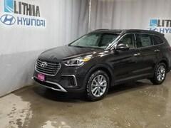 New 2019 Hyundai Santa Fe XL SE SUV for sale in Anchorage AK