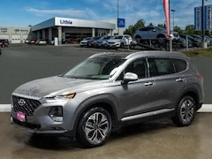 New 2019 Hyundai Santa Fe SE 2.4 SUV For Sale in Anchorage, AK