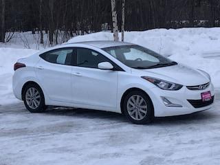 Used 2016 Hyundai Elantra SE Sedan for sale in Anchorage AK