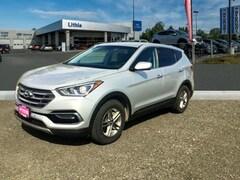 Used 2017 Hyundai Santa Fe Sport 2.4L SUV for sale in Anchorage AK