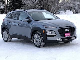 New 2021 Hyundai Kona SEL Plus SUV for sale in Anchorage AK