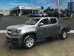 Used Trucks  2018 Chevrolet Colorado LT Truck Crew Cab For Sale in Anchorage