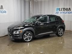 New 2019 Hyundai Kona Ultimate SUV for sale in Anchorage AK