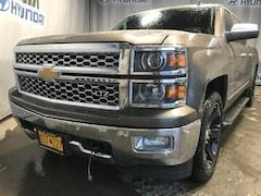 Used 2014 Chevrolet Silverado 1500 LTZ Truck Crew Cab for sale in Anchorage AK
