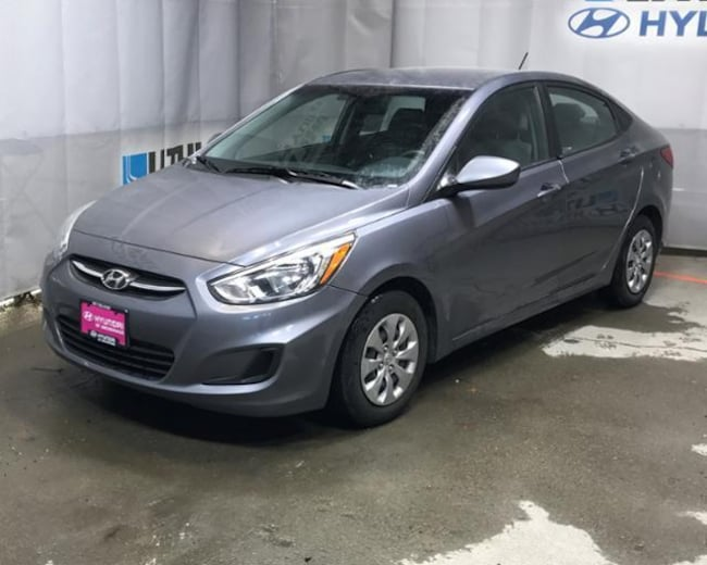 Certified Pre-Owned 2016 Hyundai Accent SE Sedan for sale in Anchorage AK