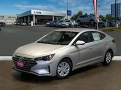 New 2019 Hyundai Elantra SE Sedan for sale in Anchorage AK