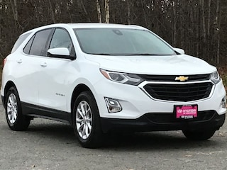 Used SUVs 2020 Chevrolet Equinox LT w/1LT SUV For Sale in Anchorage
